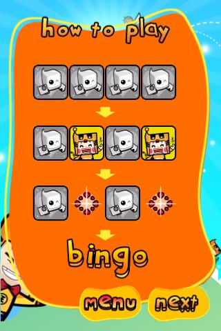 Screenshot Cuby Memory Star